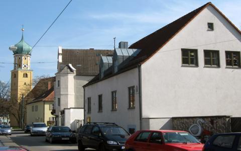 Bürgerhaus Pfersee
