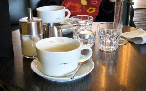 Cafe Samocca