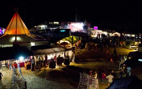 Der Krater bebt - Festival