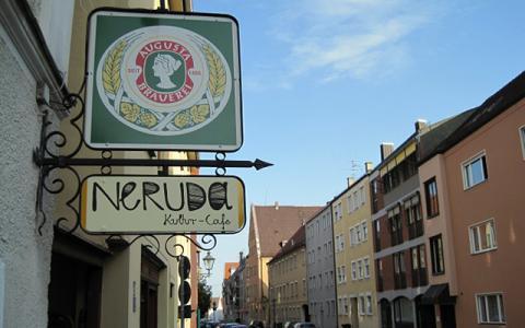 Neruda Kulturcafé