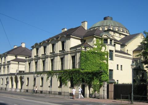 Synagoge Augsburg