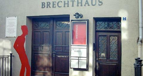 Bert Brecht Haus