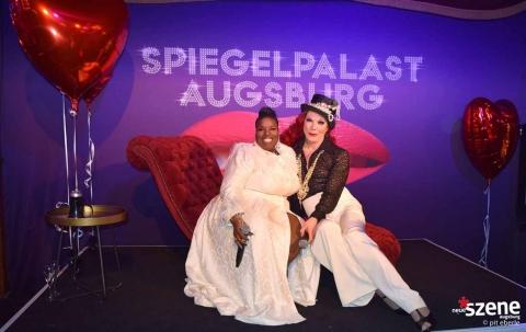 Spiegelpalast Augsburg - Chris Kolonko - Photo by Pit Eberle