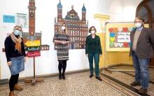 Hochschule Augsburg und Grundschule Vor dem Roten Tor unterzeichnen Kooperationsvereinbarung - Foto Matthias Leo