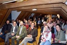 """Augsburg Marketing/City Initiative Augsburg e.V. Hauptversammlung Vorstände bestätigt – die Einbindung ins """"Augsburg Marketing"""" zeigt positive Früchte - Foto Pit Eberle"""