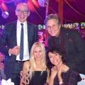 Christine + Bertram Rapp, Percy Hoven + Silvia Laubenbacher